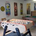 Salle de jeux – gîtes de La Filature