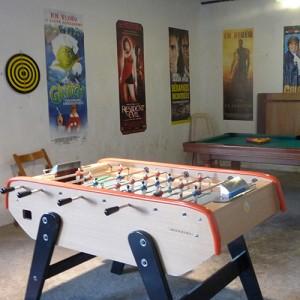 Salle de jeux - La Filature