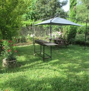 Espace jardin - La Filature