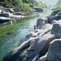 Le Gardon – lieu de baignade
