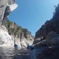 Canyoning en Cévennes