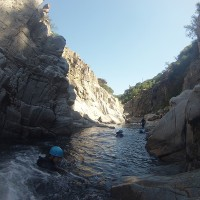 Canyoning – Gorge de la Soucy