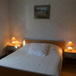 "Room with double bed – cottage ""Gardon"""